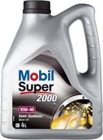 Mobil 2000 10W-40 4л